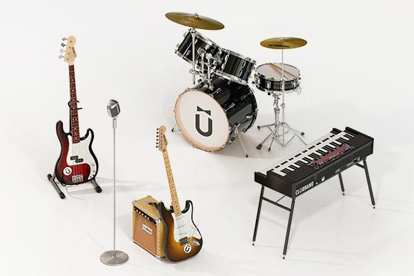 4 Piece Band